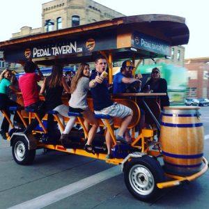 Nashville Sedans pedal